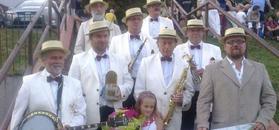 Pierwszy festiwalowy wieczór z zespołem New Market Jazz Band